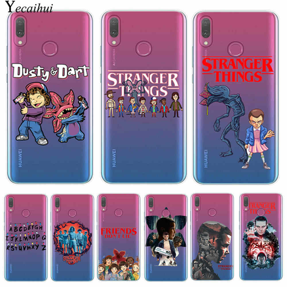 strangers things coque huawei