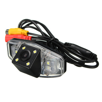 170 Degree Lens Angled Car Rear View Camera with CCD HD Camera for Reverse Car Parking