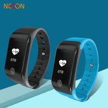 2019 men lady smart wristband Bracelet Heart Rate and Blood Pressure Monitoring Waterproof Kinemometer Intelligent