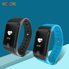 Multifunctional Explosive smart wristband Bracelet Heart Rate and Blood Pressure Monitoring Waterproof Kinemometer Gift Wearing