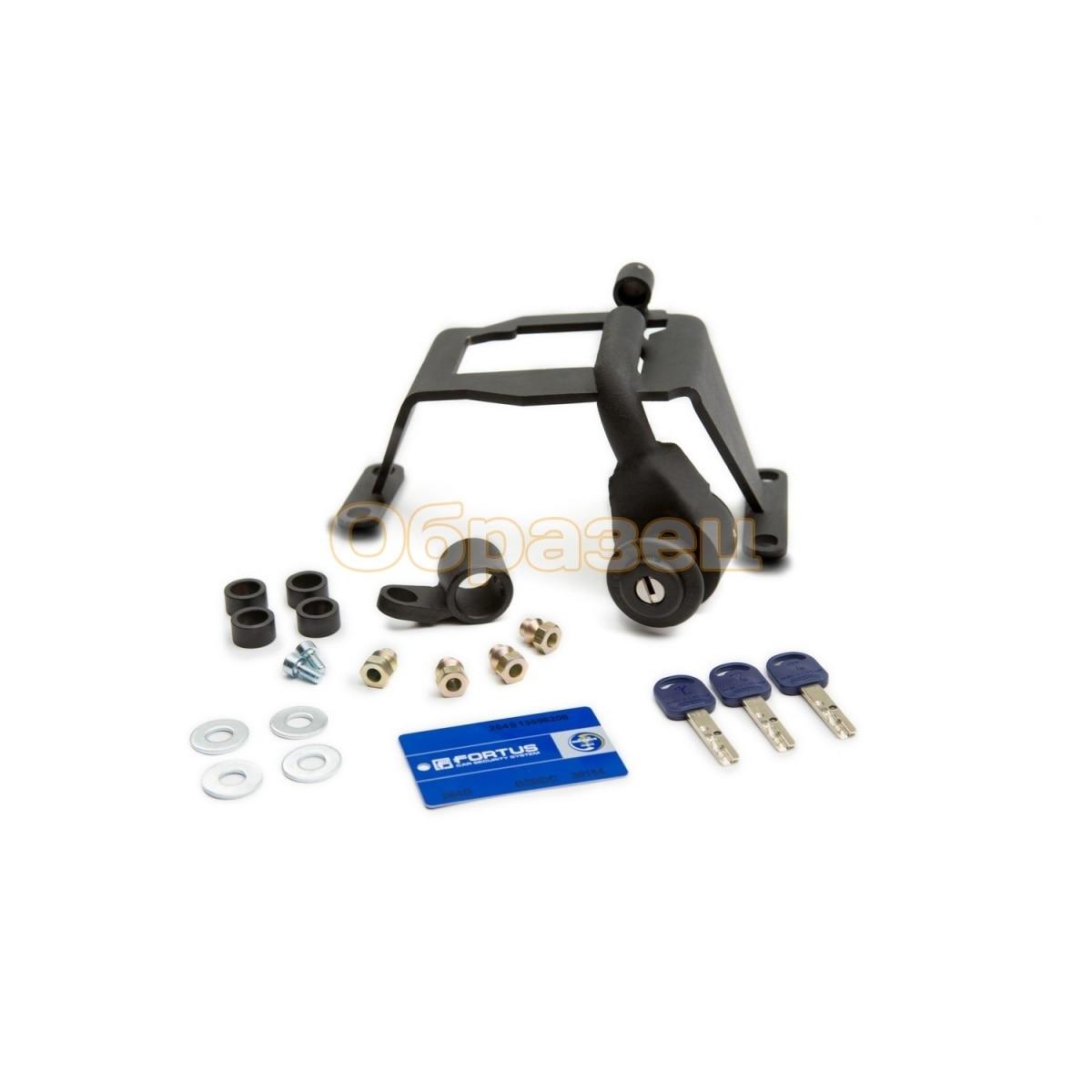 Gearbox lock (MTL) 2593 INT for Arkana 2019  5MT (Renault) Car Steering Wheel Lock     - title=