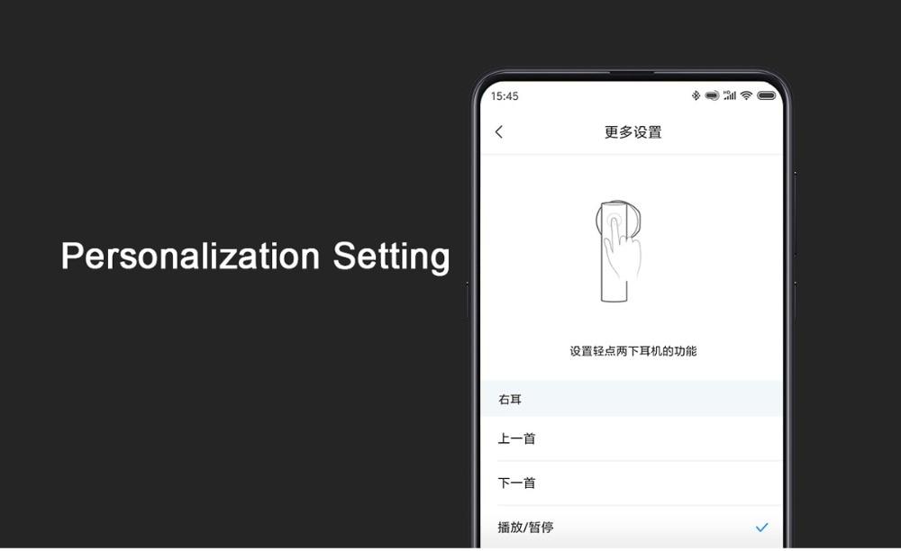 Xiaomi Airdots Pro 2 xiaomi air 2 TWS Bluetooth Headset 2 Mi True Wireless Earphone 2 LHDC Tap Control Dual MIC ENC (11)