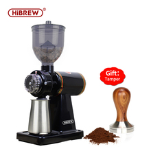 Coffee-Bean-Grinder Espresso American-Drip-Coffee Electric Hibrew Durable for Flat Burr