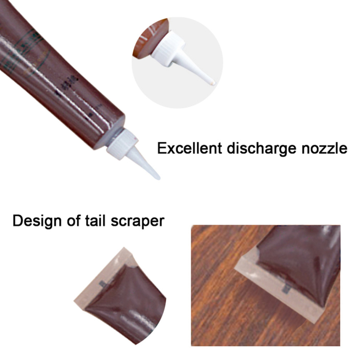 Новая деревянная мебель трогательный Комплект Маркер Крем Воск царапины наполнитель для удаления ремонт