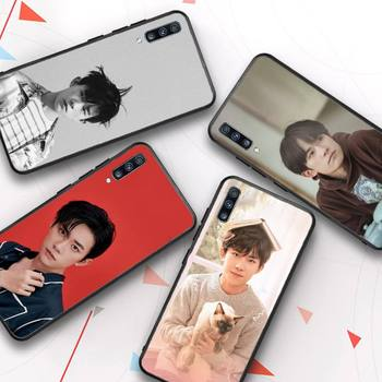 TFBOYS Jackson Yee band singer Phone Case For Samsung Galaxy A 3 6 7 8 10 20 30 40 50 70 71 10S 20S 30S 50S PLUS image