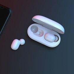 Haylou obustronne połączenia HD TWS bezprzewodowe słuchawki dla Huawei Xiaomi ios, BT5.0 doskonałą jakość dźwięku, bezprzewodowe słuchawki Bluetooth 5