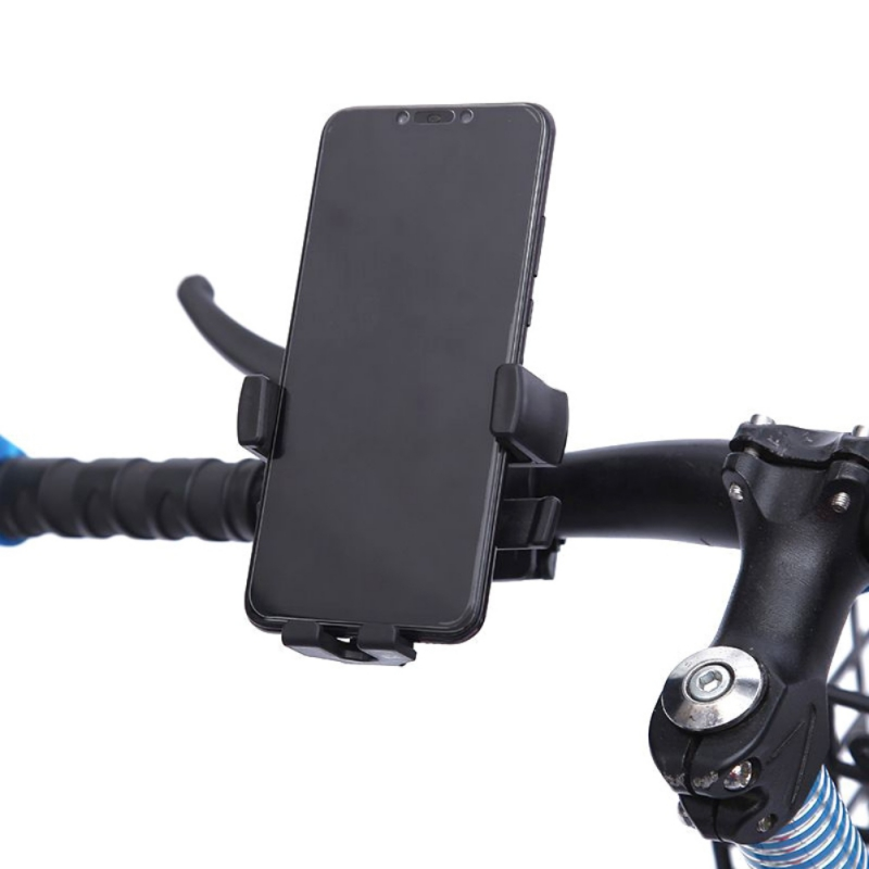 Fahrrad Radfahren 360°Drehbar Ständer Handy Halter GPS Lenker Ständer Universal
