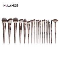 Новый модный стиль 6/18 шт набор кистей для макияжа инструменты многофункциональная основа тени для век набор кистей для макияжа Pincel de maquiagem