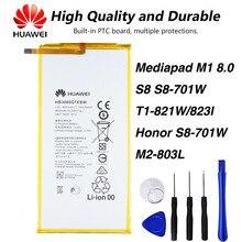 Original Huawei HB3080G1EBW  Battery For Huawei Mediapad T3 M1 8.0
