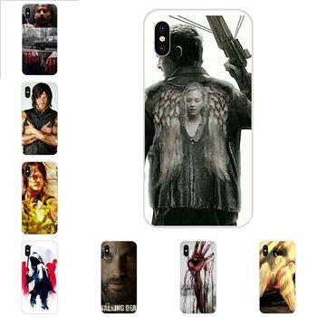 Darly Dixon The Walking Dead Zombies For Huawei Honor Nova Note 5 5I 8A 8X 10 Pro 9X For Moto G G2 G3 G4 G5 G6 G7 Plus image