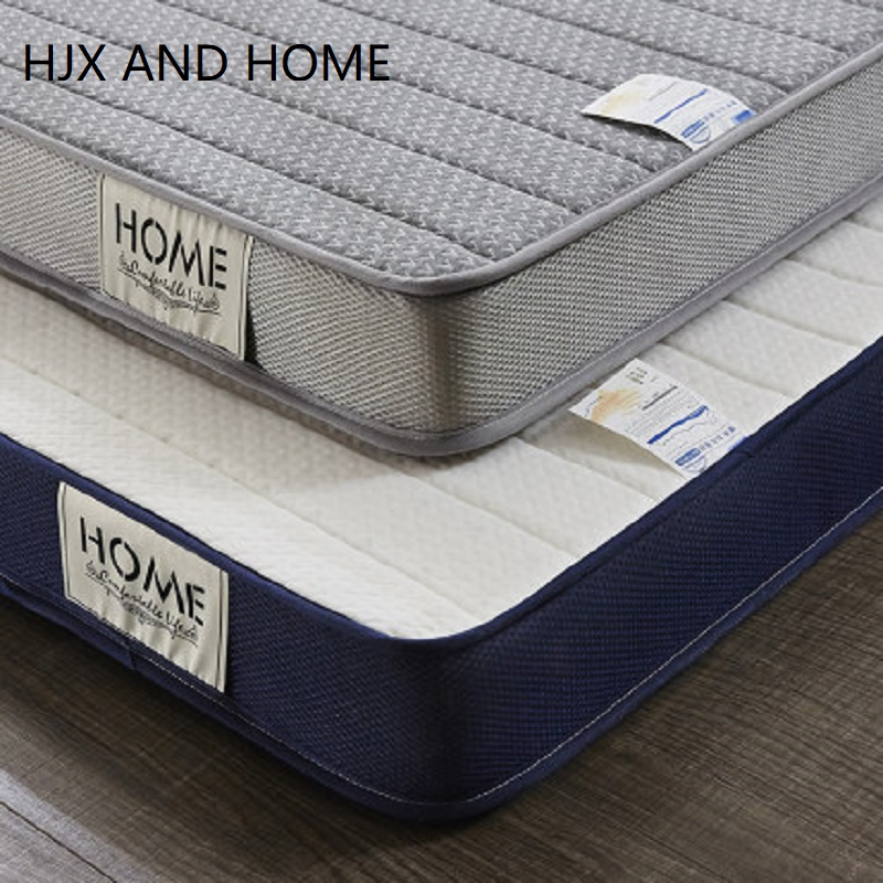 Five-layer Material Composition Mattress 9cm Single Double Size  Sponge Latex Filling Stereoscopic Student Dormitory Tatami
