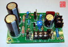 Kit Tube Amplifier Tube Pre-stage High-voltage Stabilized Power Supply Drive Board Parts 6P1 6P3 6P6 6080(China)