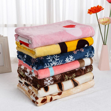 HIPET Large Dog Blanket Pet Cat Bed Mat Soft Warm Coral Fleece Thicken Winter Sleeping Cushion Machine Washable Quilt