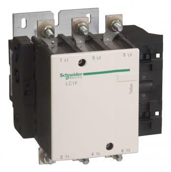 Se telemecanique contactor F, 185 A, 3 but forces. Coil 220V DS lc1f185md