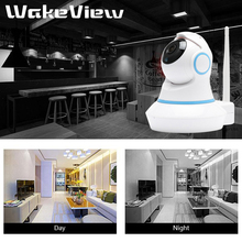 WakeView Smart Wireless IP Camera WiFi IP Camera APP Remote Control Home IR LED Night Vision CCTV Security Camera Baby Monitor