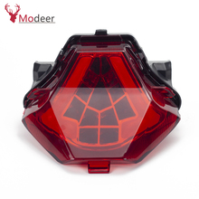 Tail Light For YAMAHA MT07 FZ 07 MT 25 03 YZF R3 R25 Motorcycle Accessories Integrated LED Turn Signal Assembly
