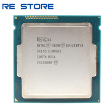 E3 1230 V3 Intel Xeon LGA 1150 CPU Prozessor 3,3 GHz Quad-Core Desktop