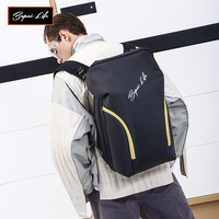 BOPAI LEBEN Neue Rucksack Mode Männer Wasser-Beständig 15,6 Zoll Laptop Taschen Große Casual Licht Gewicht Reise Schule Daypack