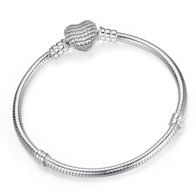 Stainless Steel Diy Bracelet Men And Women Silver Snake Chain Boutique Bracelet Female Diy Jewelry Making All Kinds Of Metal Diy