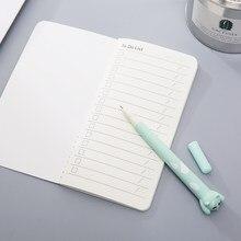 Cuaderno de Cactus, flamenco, cereza, libro de firmas para hacer lista de invitados, escuela, oficina, suministros, libreta de papelería de estudiante, 1 libro