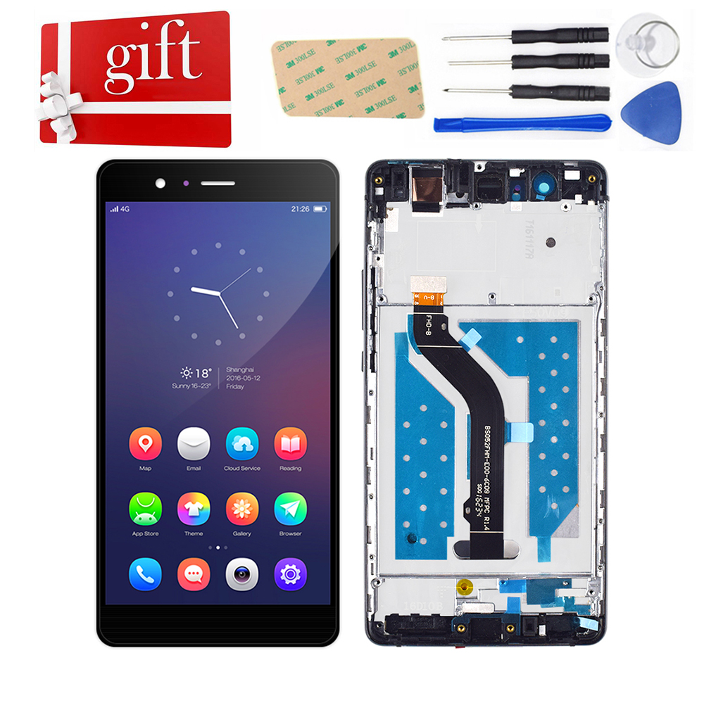 LCD For Huawei P9 Lite LCD For Huawei G9 LCD VNS-L21 VNS-L22 VNS-L23 VNS-L31 LCD Display Touch Screen Digitizer Assembly Frame