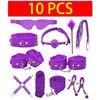 10 PCS Purple
