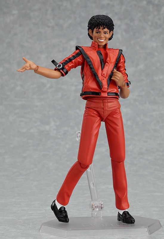 14cm Michael Mj Suspense 096 Figma Coleção Bjd Forture Modelo Brinquedos de Ação Anime figura Brinquedos modelo Para As Crianças