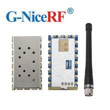 2 adet/grup yüksek entegre walkie talkie modülü SA818 VHF Band 134 174MHz