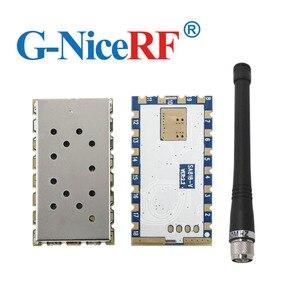 Image 1 - 2 قطعة/الوحدة عالية متكاملة جزءا لا يتجزأ من وحدة لاسلكي تخاطب SA818 VHF الفرقة 134 174 ميجا هرتز