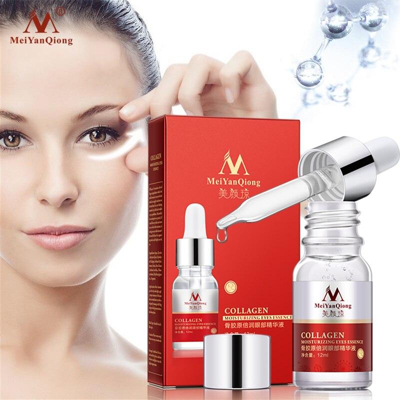 Mais novo cuidados com a pele face profunda facial anti aging12ml levantamento de rosto intensivo reafirmando essência removedor de rugas para o olho