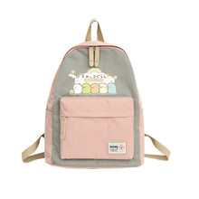 Japanese Anime San-X Sumikko Backpack Gurashi Toys Corner Bio Handheld Biological Shoulder Bags Children Schoolbag