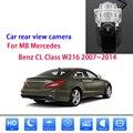 Для MB Mercedes Benz CL Class W216 HD Задняя камера 2007 ~ 2014 Высокое разрешение 170 градусов водонепроницаемость Высокое качество Реверсивный