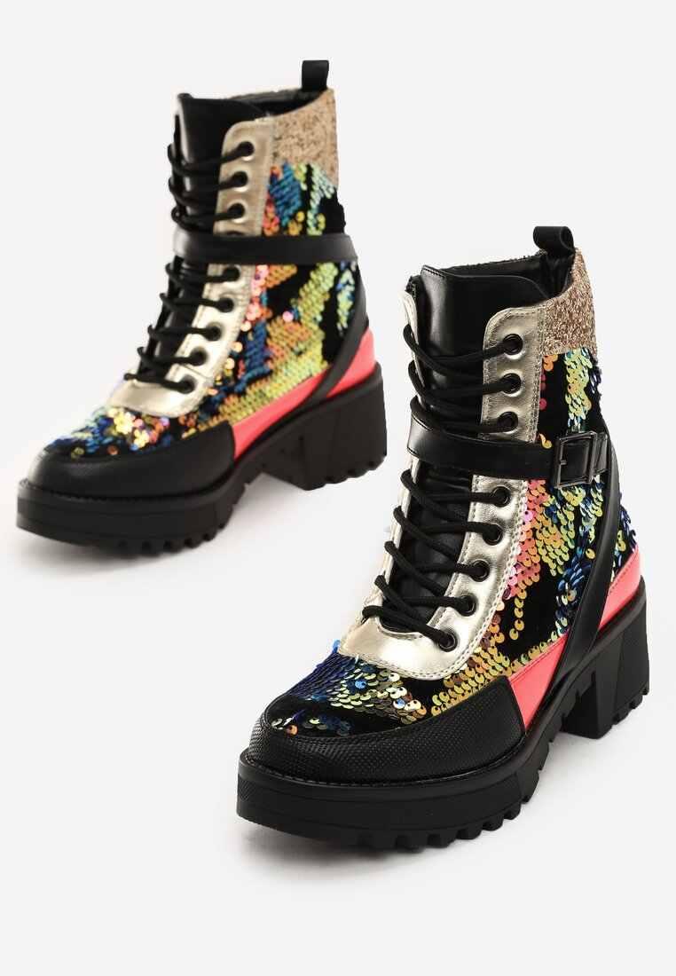 [GOGD] kış çizmeler kadın kadife çizmeler kış bayanlar katı renk ZipperMartin bot ayakkabı