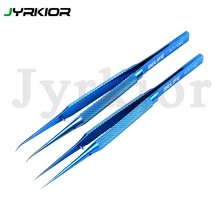 RELIFE RT-11C/15C High Precision Blue Tweezers Professional for mobile phone Repair BGA motherboard chip IC flying Lead