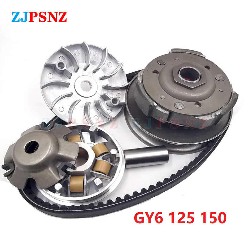 Znen ZN50QT-11 Replacement Front Pulley Variator With Rollers