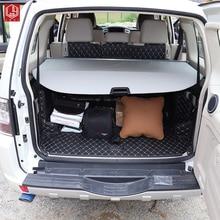 Cốp Xe Ô Tô Mặt Trời Mù Bóng Dành Cho Mitsubishi Pajero V97V93V73 Nội Thất Sửa Đổi Sau Khởi Động Bao Partiti Phụ Kiện Xe Hơi
