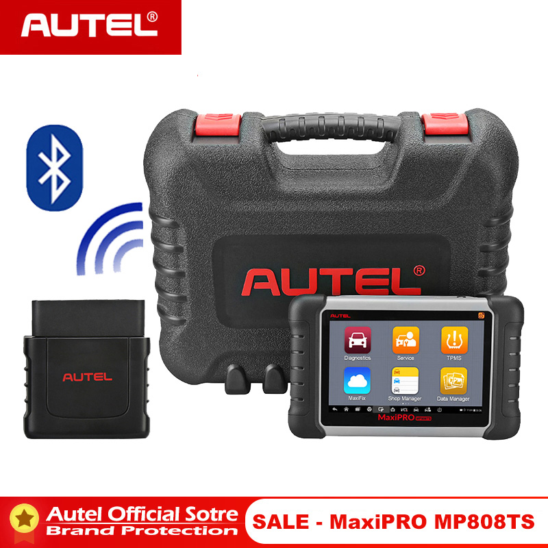 Autel MaxiPRO MP808TS Diagnostic Tool Function as MS906 and TS601 DS808 or MP808 Very Comprehensive with