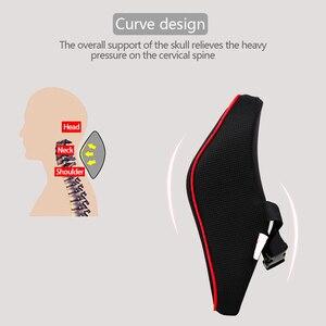 Image 3 - Almohada Universal para el cuello del reposacabezas del coche, cojín para descanso del cuello, Protector para la cabeza, almohadas de soporte, accesorios para el descanso de la cabeza