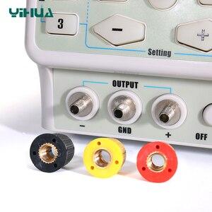 YIHUA 150W 3005D 5A 30V DC источник питания регулируемый лабораторный источник питания цифровой программируемый импульсный источник питания