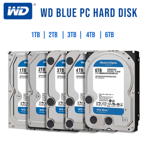 Image 2 - WD Western Disque Dur interne Hdd de 3.5 pouces, couleur numérique, Sata, dispositif de 1 to, 2 to, 3 to, 4 to, pour PC