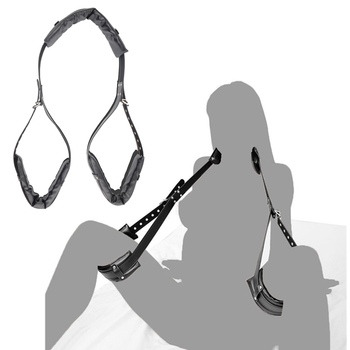 Erotic Toys for Women SM Slave BDSM Sex Game Leather Bdsm Bondage Adult Sex Toys Fetish Kinky Couples Sex Toys Chastity Swing hot sale y types female chastity belt stainless steel chastity device with vaginal plug bdsm fetish adult sex toys for women