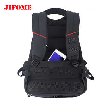 "JIFOME 16"" Detachable Laptop Backpack Men Women Anti theft Slim Backpack business travel Backpack School College Bag Mochila new"