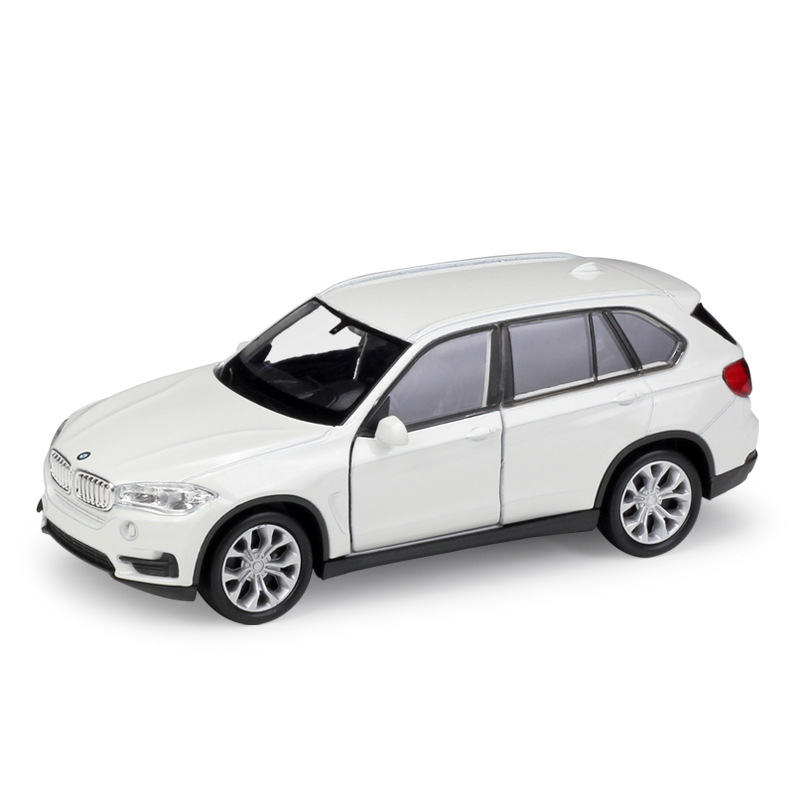 Willy 1:34-39 Is Applicable To BMW X5 Simulation Alloy SUV Model Return Car