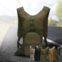 Bicycle Backpack 800D Oxford Military Hiking Bicycle Backpacks Outdoor Sports Cycling Climbing Camping Bag 20DC05 30l waterproof nylon bicycle riding backpack outdoor climbing camping hiking cycling backpacks men women packsack