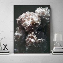 Wall art canvas prints Home Decor Nordic Poster Picture abstract Flowers painting artwork canvas for Living Room No Framed home wall art anime character picture hd prints poster modern canvas painting for baby bedroom living room decor for gift framed