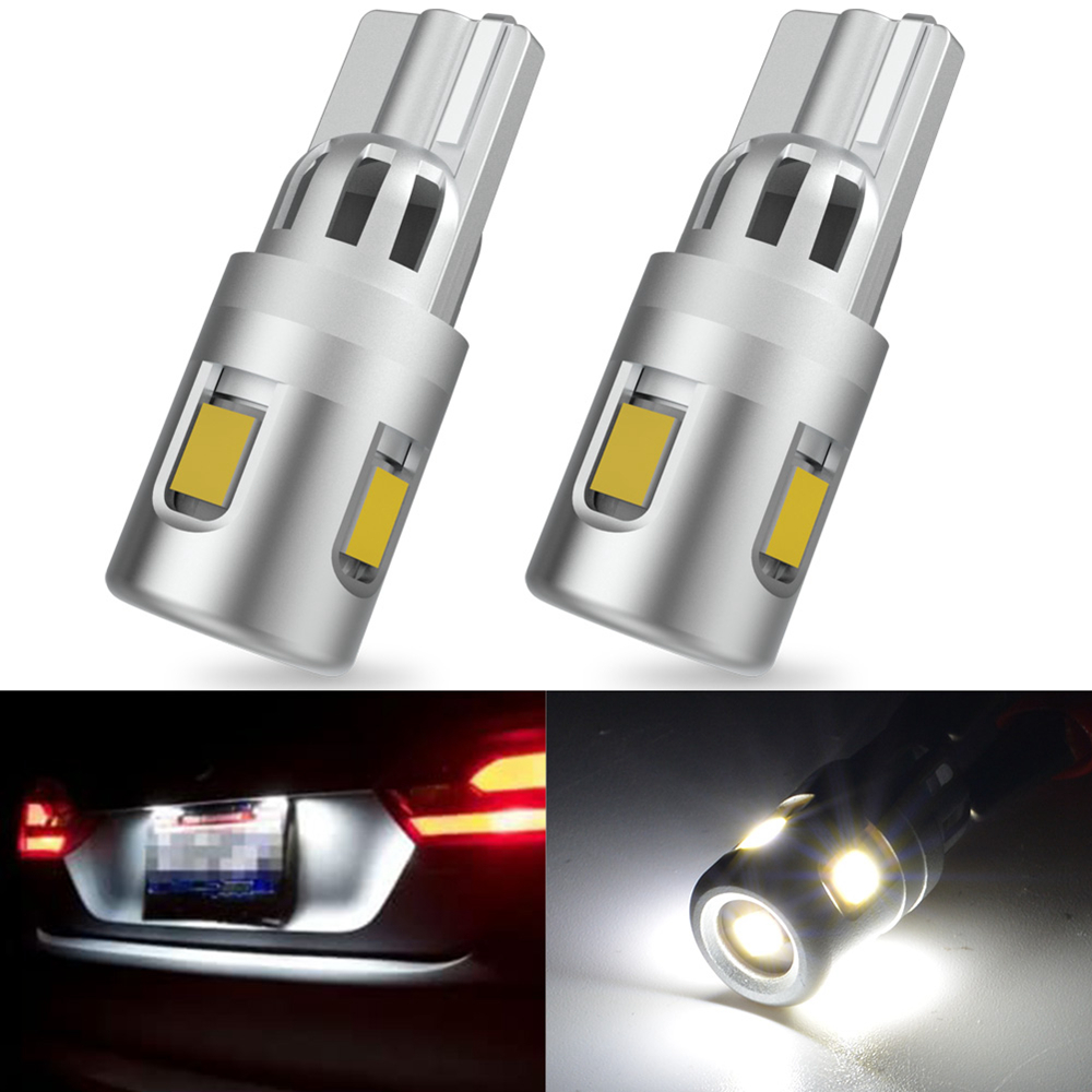 2x W5W T10 LED Canbus Bulb 2825 Car Exterior Parking Ligh for Suzuki Grand Vitara Swift SX4 Gsr 600 750 Citroen C5 C3 C4 Picasso