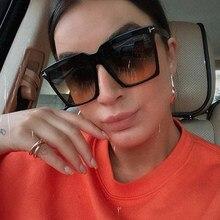 Gafas de sol cuadradas 2021 mujeres marca Do Vintage Oversize TF mujeres gafas de sol negro de mujer gafas gafas hombres s UV400