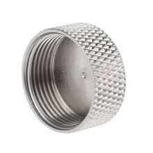Металл пыль крышка защита крышка протектор для N женский% 2FUHF SO239 RF разъем аксессуары комплект