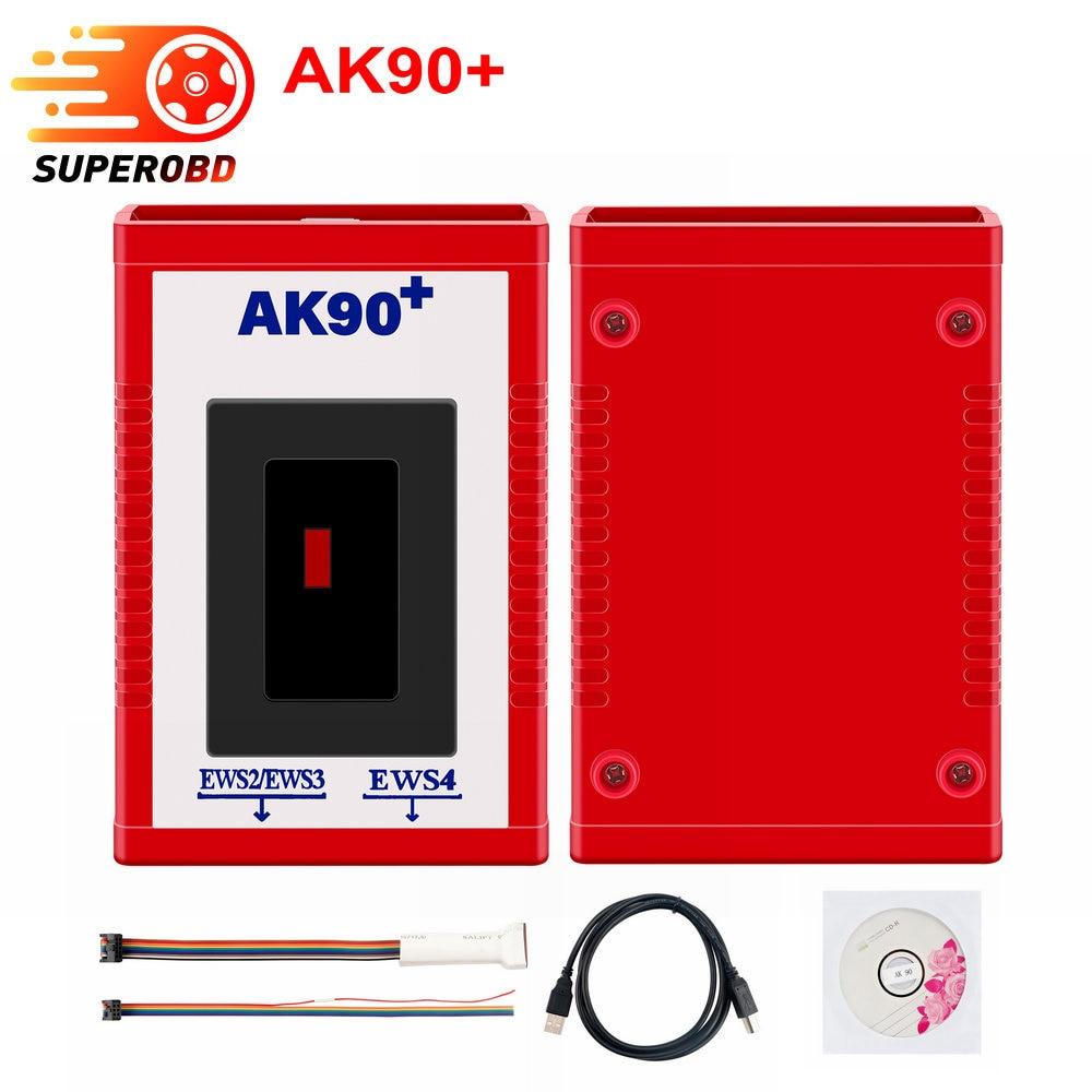Factory Price Latest V3.19 AK90 Key Programmer AK90+ For BMW EWS From 1995-2005 OBD2 Copy Car Keys