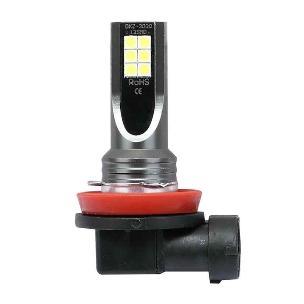 H11 H8 H9 LED faro Kit de conversión bombillas alta potencia 3000K amarillo 350W DRL lámparas radiante lámpara Auto cerca del haz lejano
